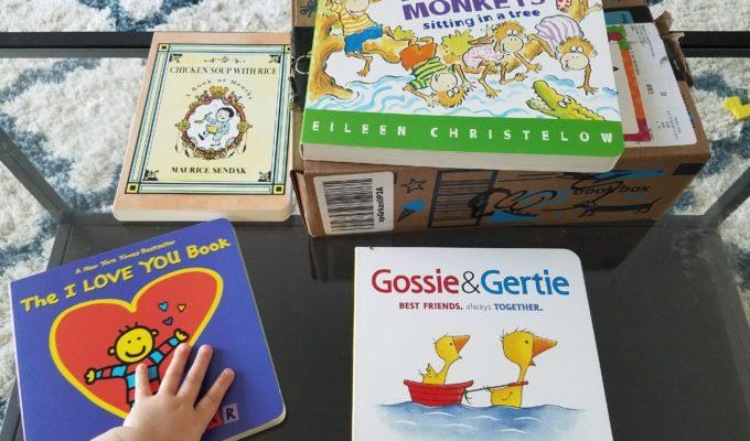 Amazon Prime Book Box for Kids